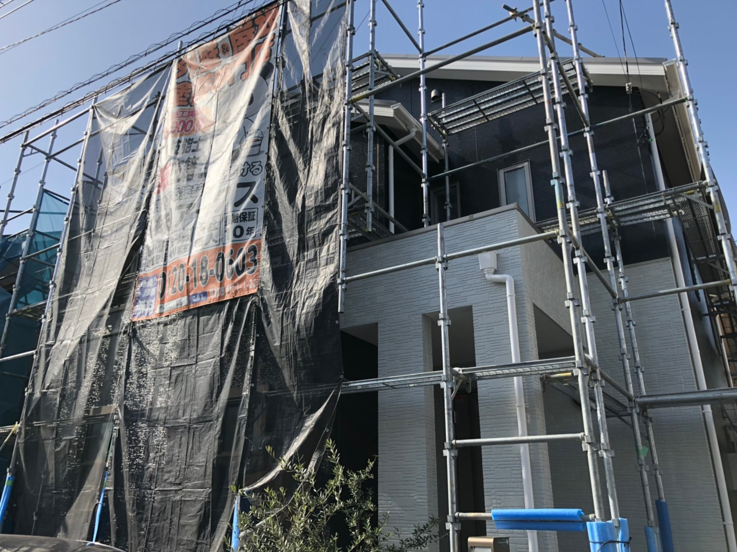 外壁塗装専門店の「足場解体前検査」の重要性