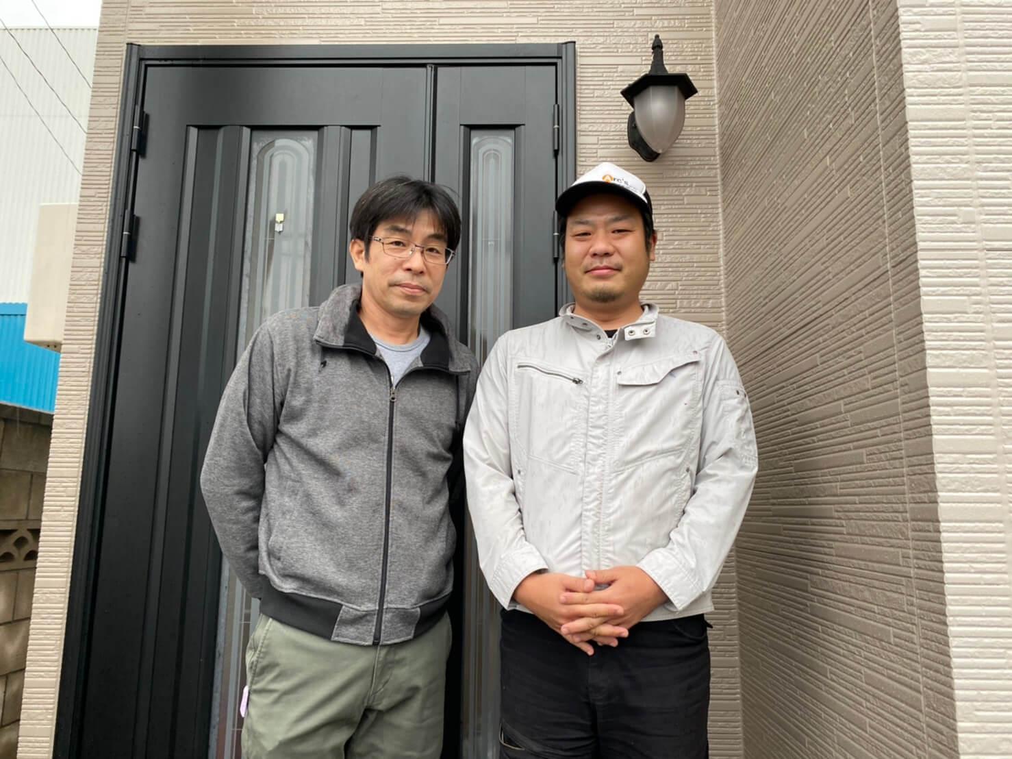 外壁塗装・屋根塗装工事 三郷市 I様邸