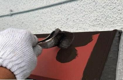 付帯部塗装