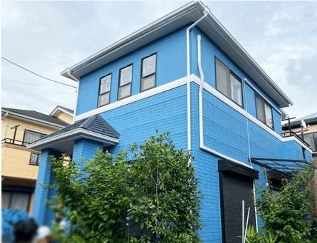 外壁・屋根塗装工事 草加市 H様邸
