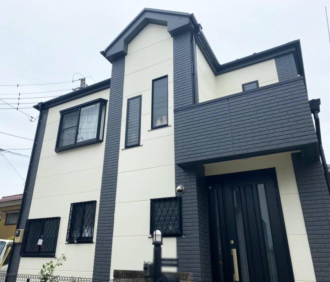 外壁・屋根塗装工事 三郷市 F様邸