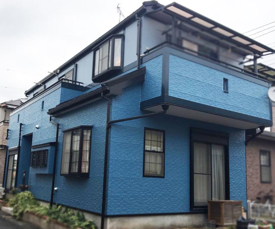外壁・屋根塗装工事 草加市 U様邸