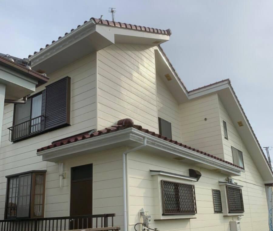 外壁・屋根塗装工事 三郷市 O様邸